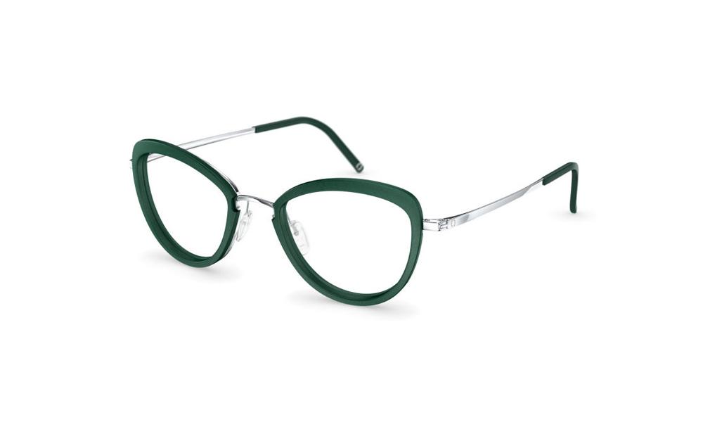 occhiale-neubau-T050-Sarah3D-5610-evergreen-eclectic-silver