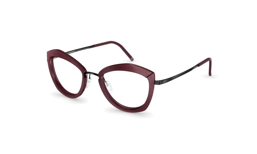 occhiale-neubau-T051-Sarah3D-6140-roasted-berry-black-ink