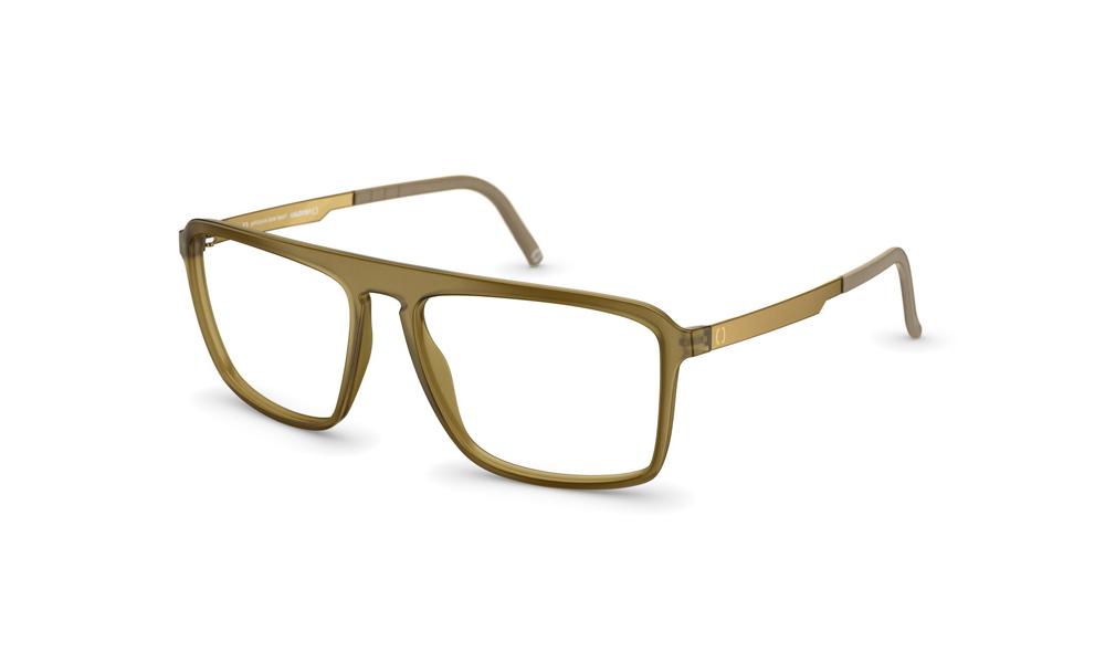occhiale-neubau-T060-Fabio-5540-olive-matte-boom-brass